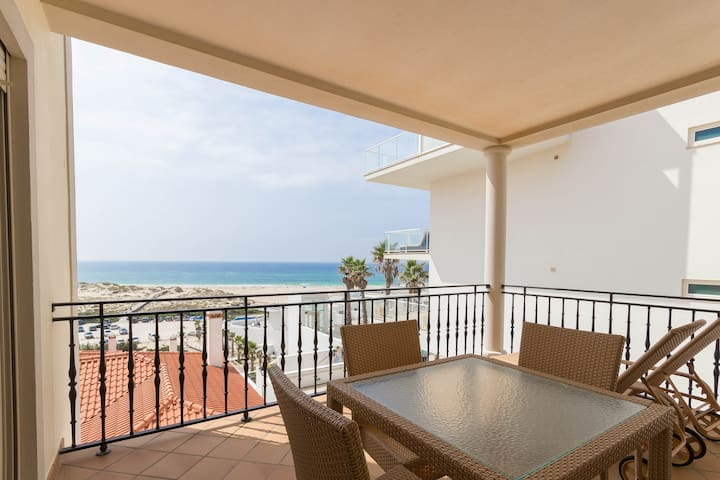 Sea view 2 bedroom apartment  - Óbidos - Appartement