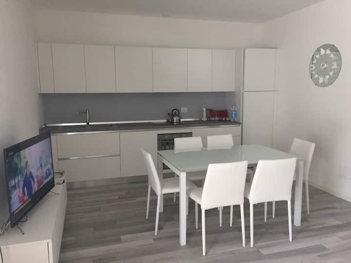 Nuovo appartamento zona Piazza Mazzini