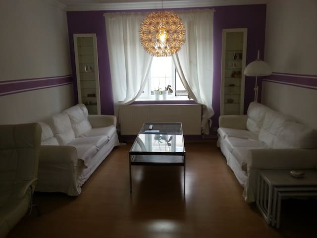 3 Zimmer Appartment 5min. Zur Messe - Hannover - Huoneisto