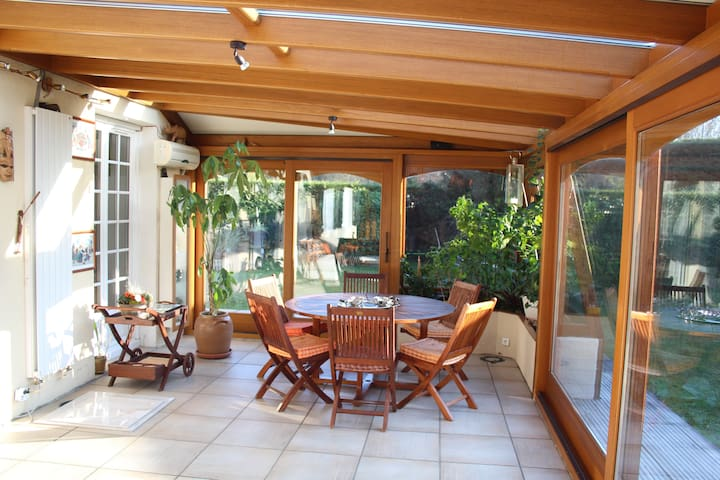 Maison independante quartier calme jardin - Rambouillet - Apartamento