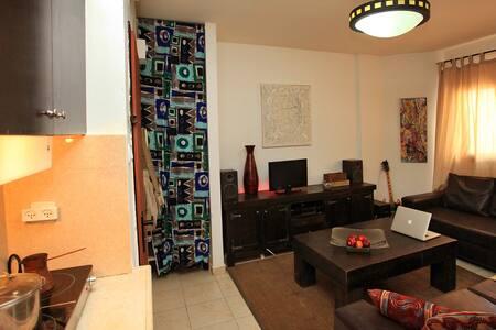 Nice small apartment on the beach. - Bat Yam - Wohnung