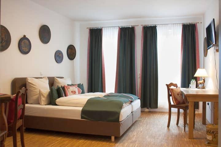 Hotel Freischütz neu gestaltetes Komfort Doppelzimmer