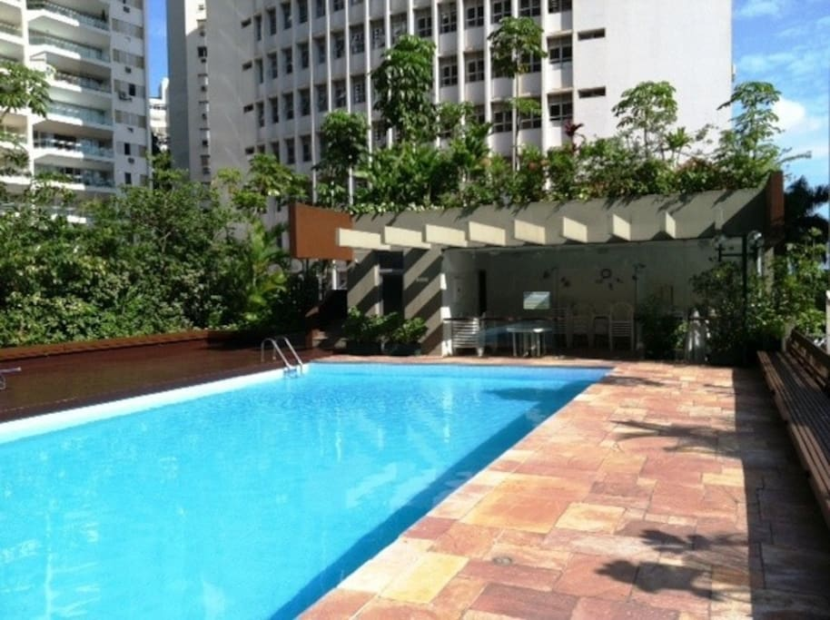 3bedrooms pool 8 people 2 garage near the beach - Residence consolacao sao paulo au bresil ...