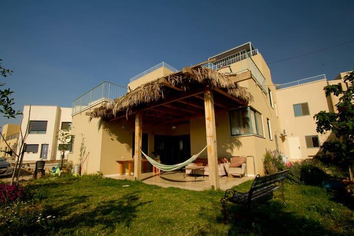 Amazing house near Jerusalem - Kfar Adumim - Rumah