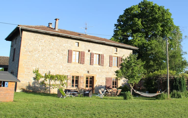 1 chambres Zen - Saint-lattier - Bed & Breakfast