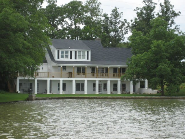 Large 7 Bedroom Lake Oconee Home