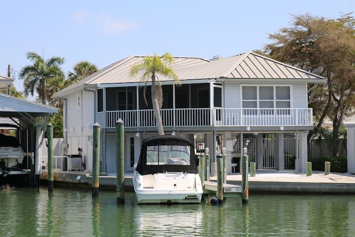 Bayfront, close to downtown/ beach - Venice - Huis