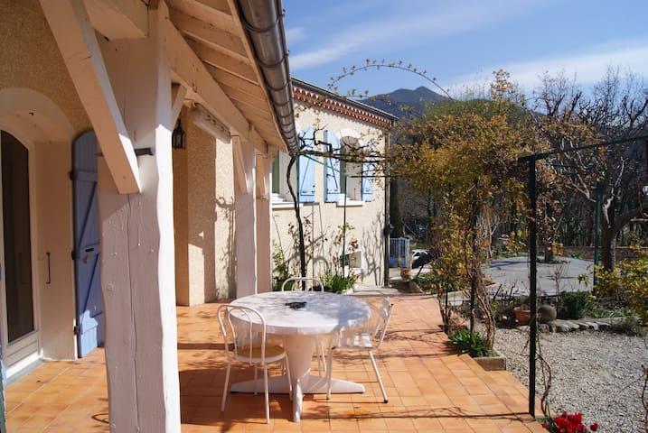 Villa 200m² Drôme provençale - Charols - House