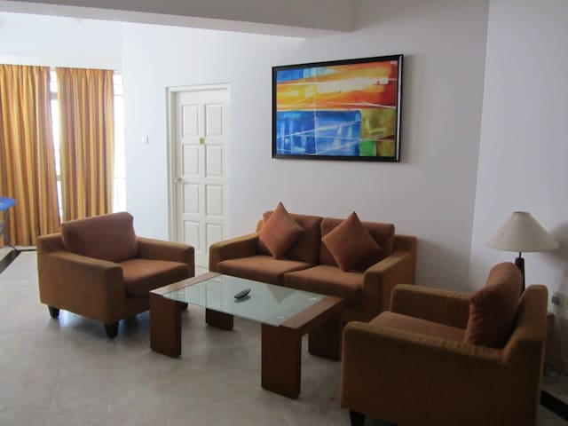 LUXURY SEA VIEW APARTMENT - COLOMBO-6 - Flat