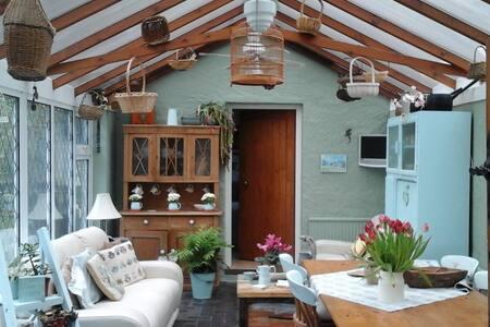 Traditional Welsh Cottage. - Gwynedd - Casa