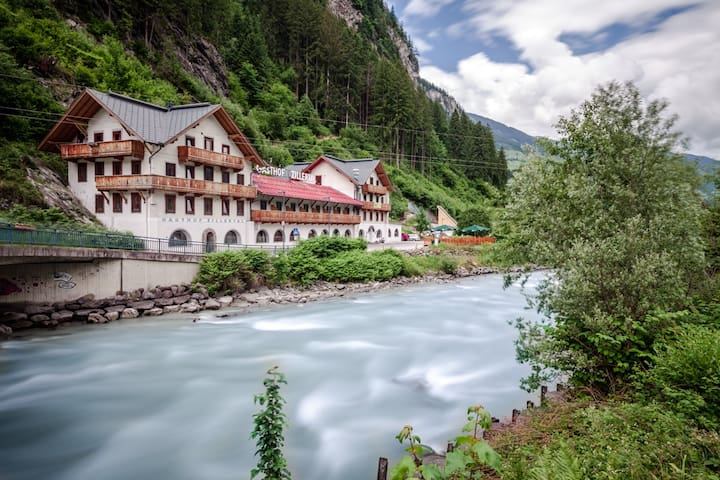 Gasthof Zillertal, the only Hostel in Zillertal!