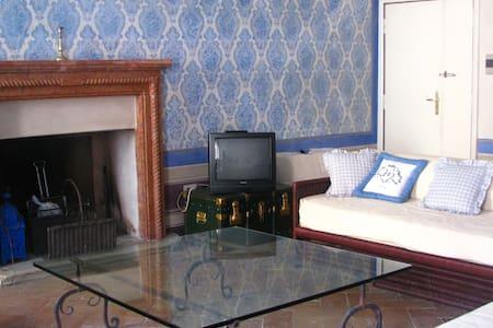 Appartamento affrescato nel cuore di San Gemini - San Gemini - Wohnung