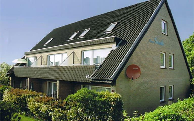 Haus Gisela - Apartment 1 - Büsum - Appartement
