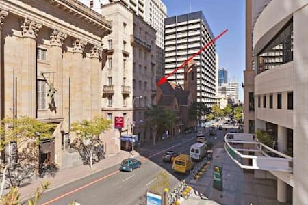 Heritage Apartment in Brisbane CBD