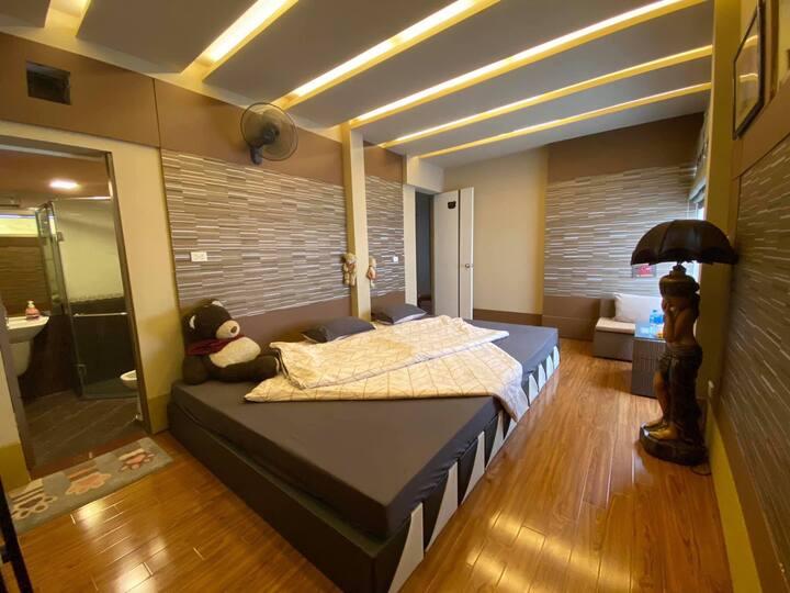 TwinBed w bathroom/Dao Tan/Ba Dinh/Teddy House