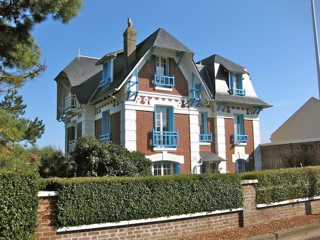 Villa Mignon, Normandische kust - Mesnil-Val Plage - Villa