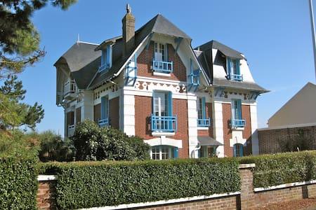 Villa Mignon, Normandische kust - Mesnil-Val Plage