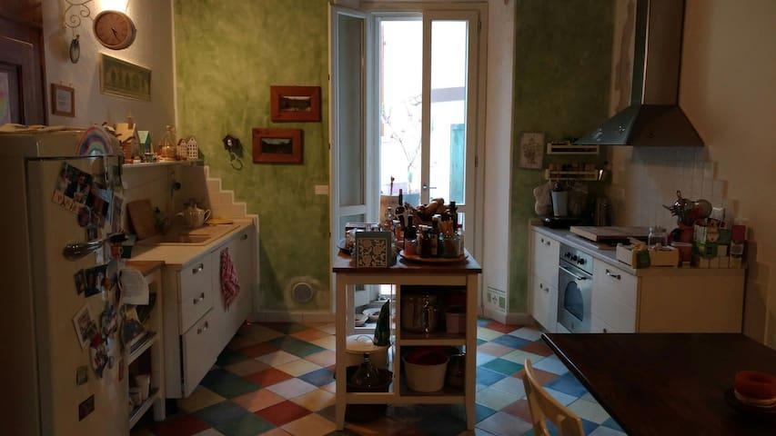 Intera casa in centro storico! - Modigliana - Dom