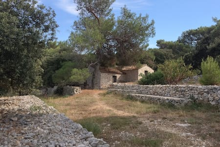 Secluded House with a Private Beach - Mali Losinj - House