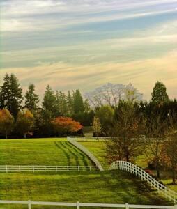 Countryside Estate King Room - Brush Prairie - บ้าน