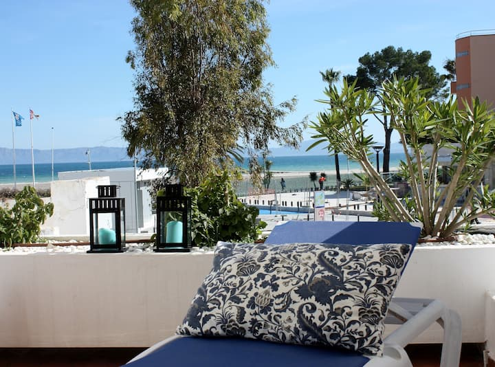 CANOPUS PARADISE - Apartment with sea views in Port d'Alcudia. Free WiFi