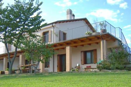 agriturismo PONTEROSA Marche ITALY - Morrovalle