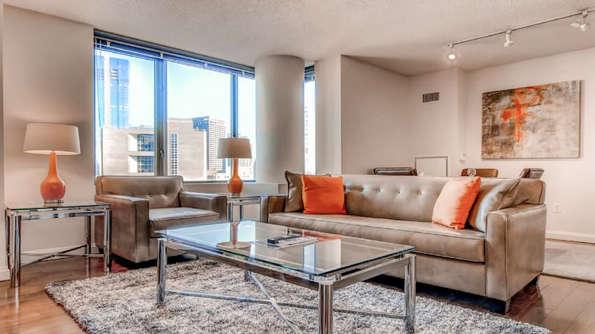 Ultra-Plush 2-BR Furnished Apt in Downtown Boston!
