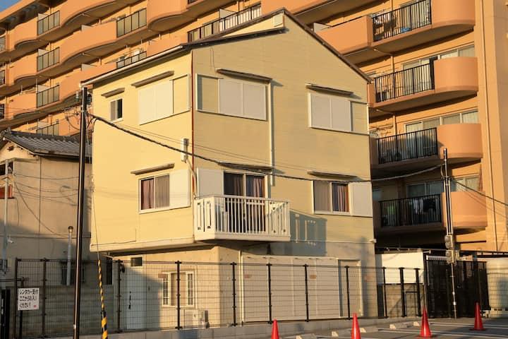 橿原イン(KASHIHARA-INN)一軒家まるまる貸し切り・奈良県観光の拠点に・駅近