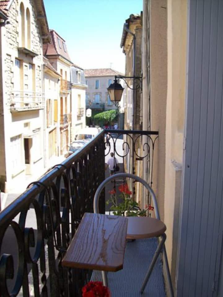 Belvès Holiday Apartments: Apt. # 1