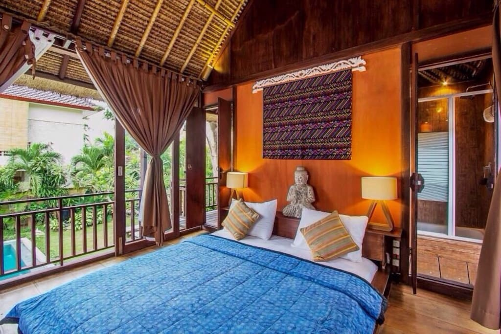 Little Tree Sanur F Bungalows For Rent In Denpasar