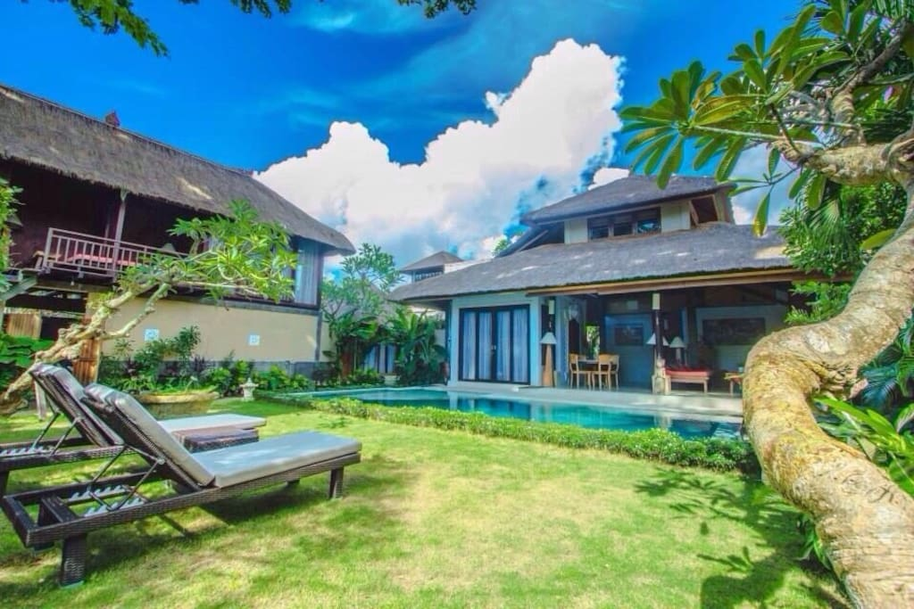 Little Tree Sanur G Bungalows For Rent In Denpasar