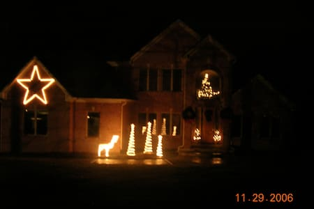 Super Bowl Executive Home  - Brownsburg - Huis
