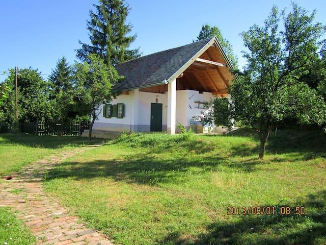 Erholung,Urlaub in Ungarnschwaben - Erdősmecske - Casa