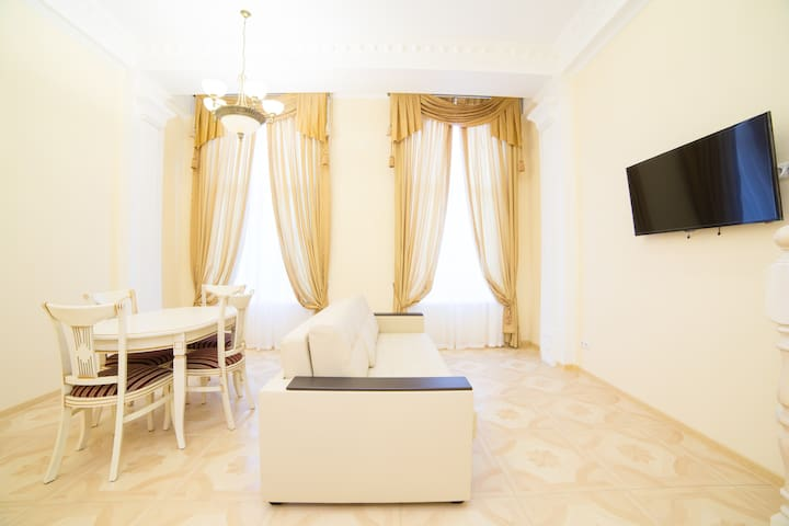 "Apartments12 ""Студио Римская"" - Adler - Bed & Breakfast"