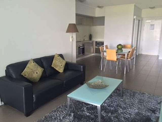 2 Bed Self-contained Apartment in Central Precinct