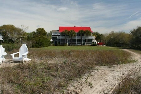 Beach Front Bliss Awaits - Sullivan's Island - Wohnung