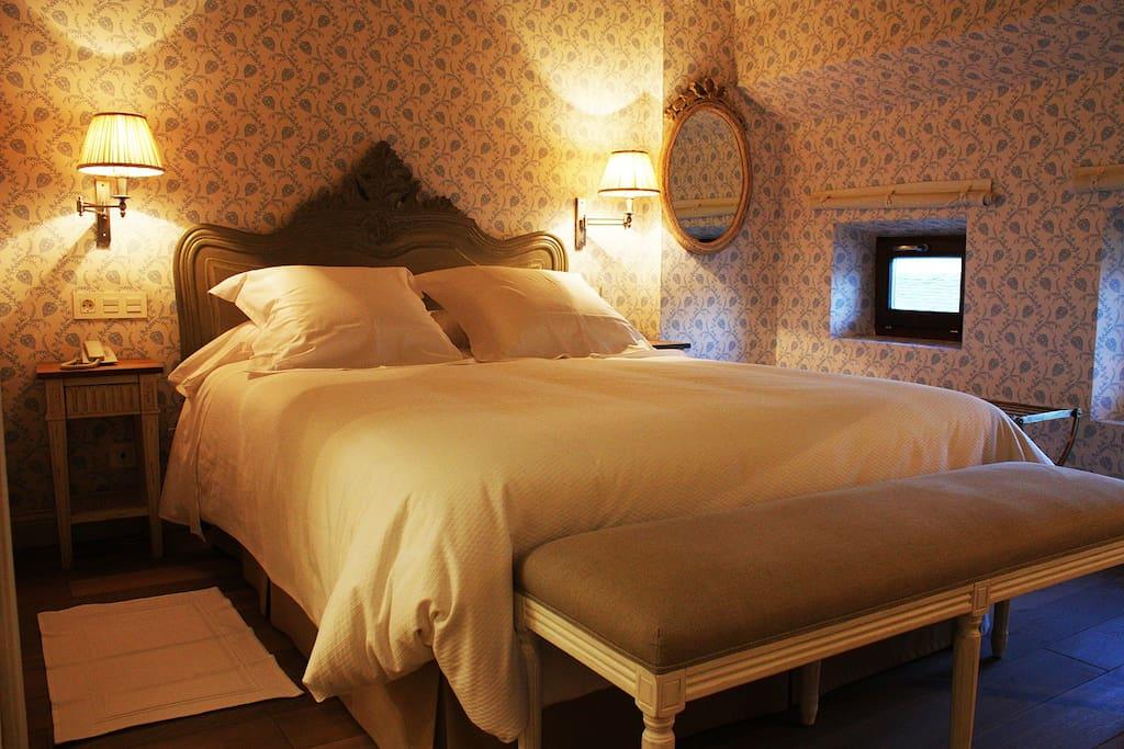 Habitación Doble cama matrimonial