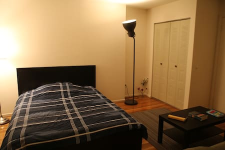 Close to New York City,  private bath, wi-fi, park - Ridgewood - Apartmen