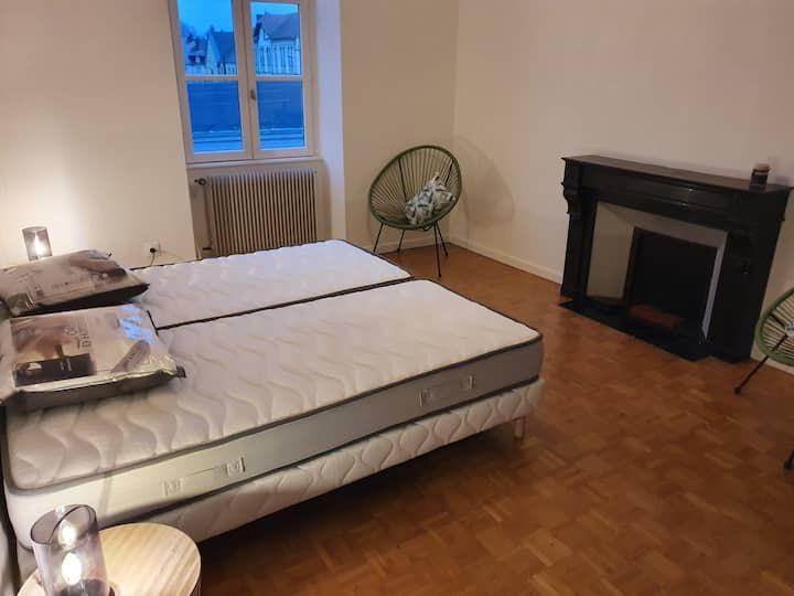 Appartement au cœur de lons
