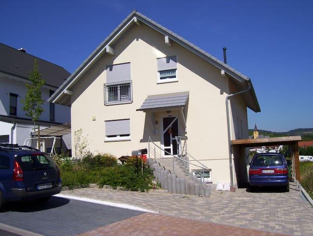 Ferienwohnung in Bingen-Kempten - Bingen-Kempten - Apartment