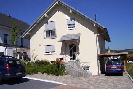 Ferienwohnung in Bingen-Kempten - Bingen-Kempten