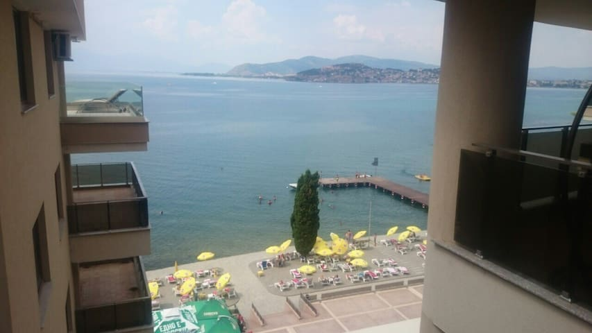 Ohrid, Golden Beach, appart 33M2