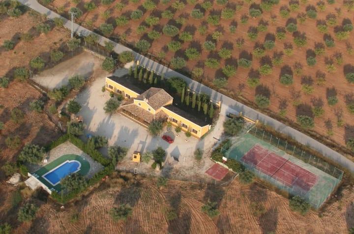 Casas de la Granja