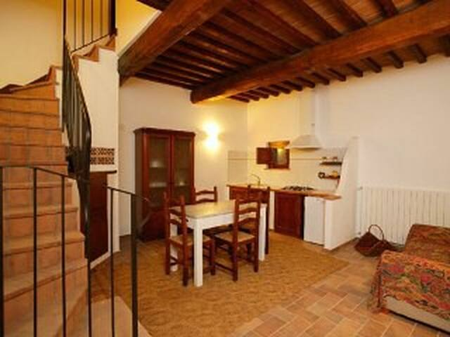 Apartment in Statiano,Tuscany. - Pomarance