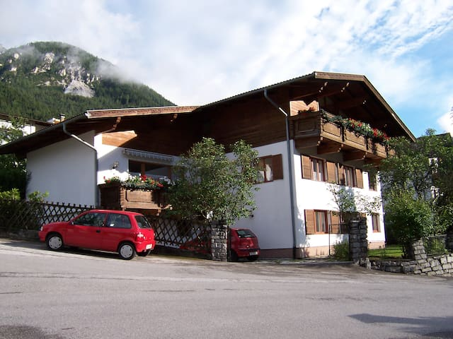 Take a Holiday in the Stubai Valley - Medraz - Apartamento