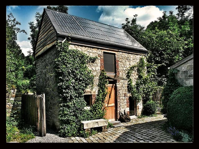 Exclusive house by the river Aisne - Durbuy - Hus