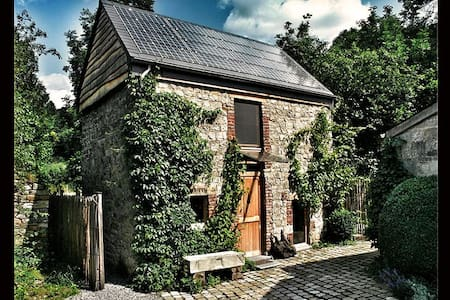 Exclusive house by the river Aisne - Durbuy - Dom