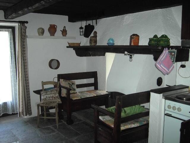 Im Ticino - Schweiz - jahres Miete - Borgnone - Wohnung