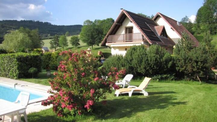 B&B La Climontaine Alsace Vosges