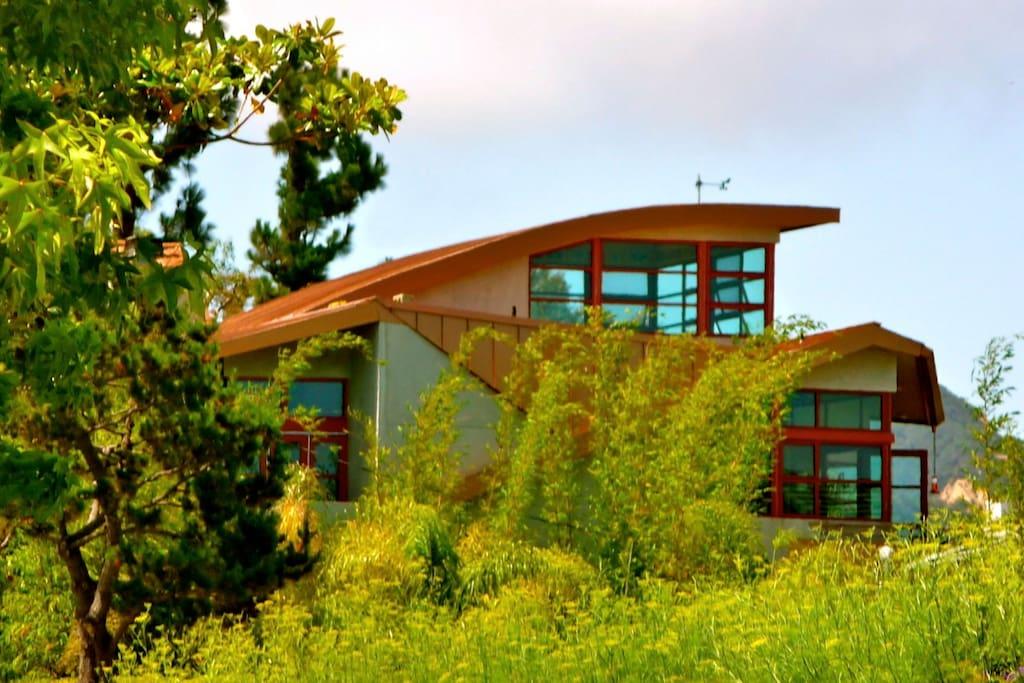 Cooper Roof creates amazing angles